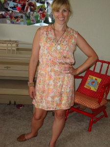 I think this is my favorite, but the pic isn't quite as flattering. I'm a dress girl though.
